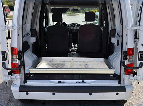 Ford Transit Cargo Carrier