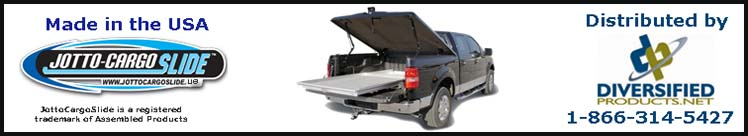 Jotto truck bed slide - home